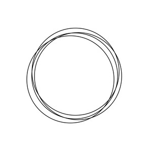 sketch offset circles