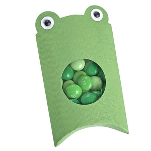 froggy pillow box