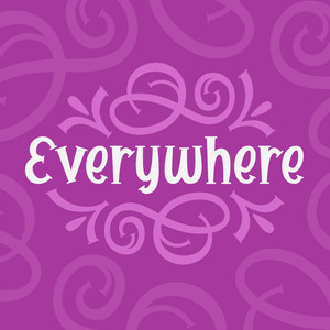 everywhere font