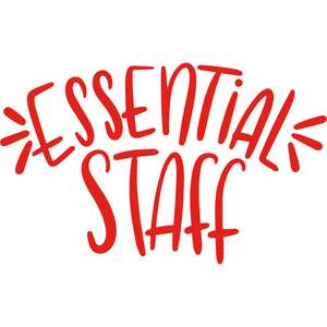 essential staff