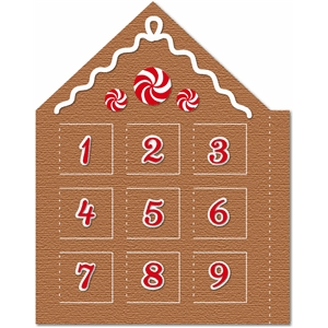 christmas advent calendar p 1