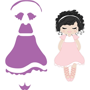 little ballerina clothing
