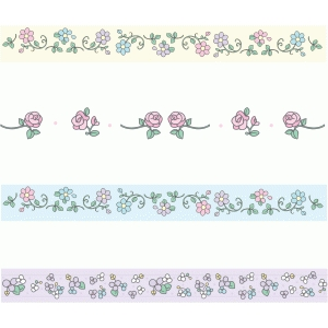 precious moments border set