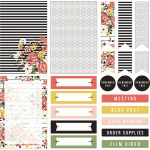 planner stickers | small business collection