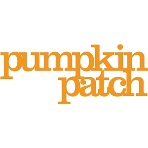 'pumpkin patch' phrase