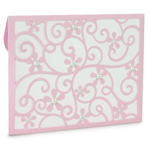 a2 filigree envelope