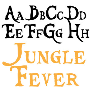 zp jungle fever