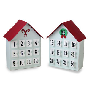 double house advent calendar