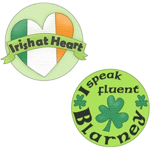 irish buttons 1 pnc