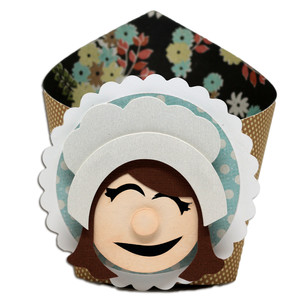 pilgrim girl wrap box