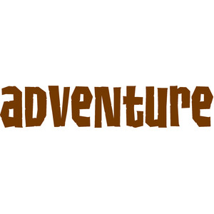 adventure title - at the zoo