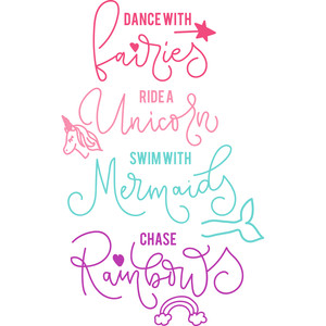 dance with fairies quote