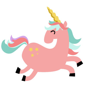 unicorn cartoon