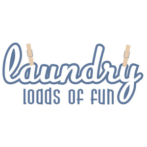 laundry day - loads of fun