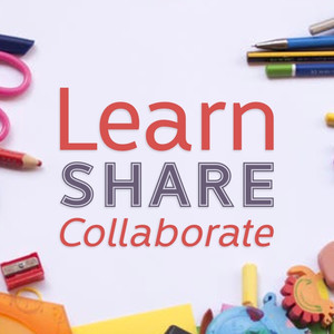 learn share collaborate font family