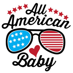all american baby