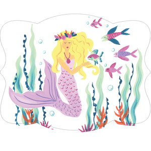 mermaid scene