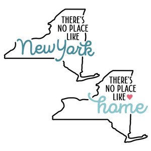 there's no place like home - new york state