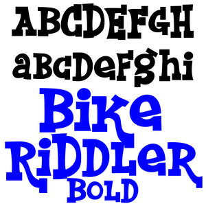 zp bike riddler bold