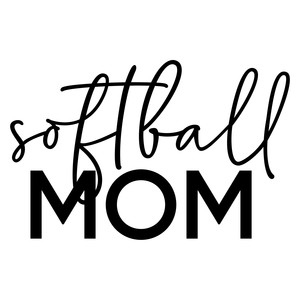 softball mom phrase