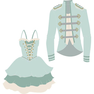 romantic nutcracker fashion