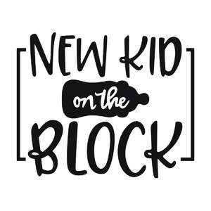 new kid on the block baby phrase