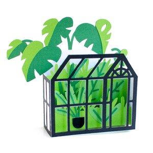 greenhouse box card
