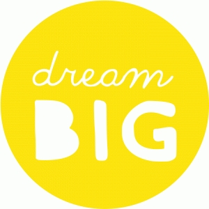 dream big circle