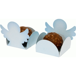 angel treat holder