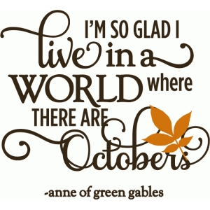 world there are octobers - phrase