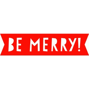 be merry flag