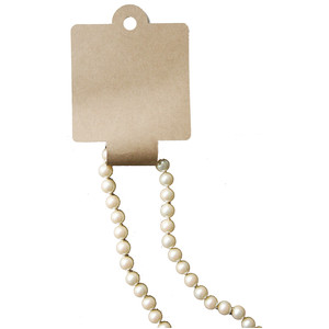 necklace hanging card