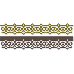 border scroll lace