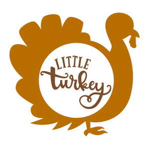 little turkey thanksgiving