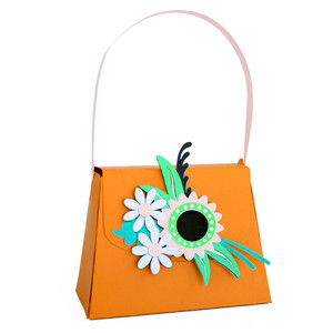 lavish ladies - box purse bag