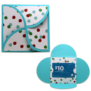 gift card wrap