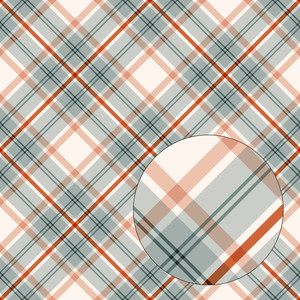 fall plaid seamless pattern