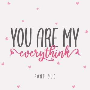 you are my everythink