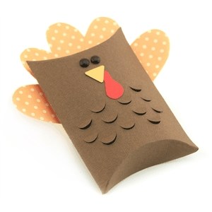 turkey pillow box