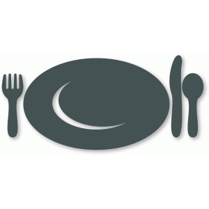 chores - place setting
