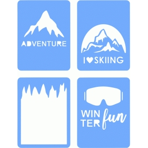 winture adventure cards