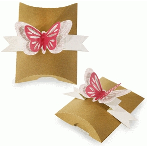 butterfly banner pillowbox