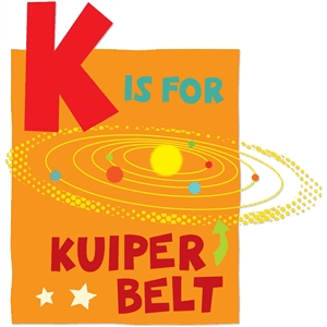 k is for kuiper belt