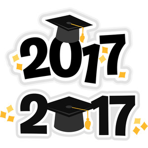 2017 graduation titles