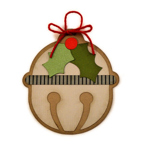 jingle bell ornament for tree