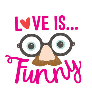 love is funny