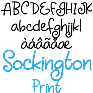 pn sockington print