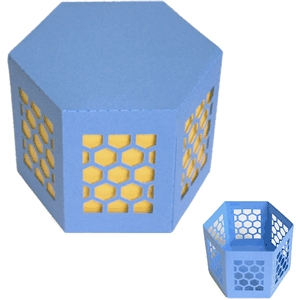 box - hexagon