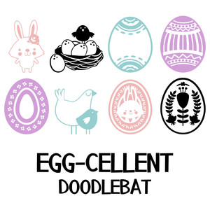 egg-cellent doodlebat