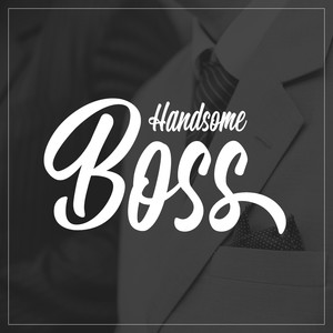 handsome boss font